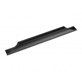 Ручка профильная Virno Lines 408/160 черный (НОВИНКА)