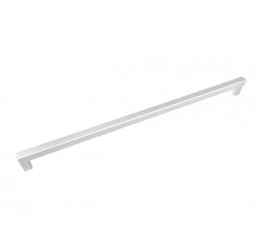 Ручка рейлинговая Virno Lines 409/480 никель браш (НОВИНКА)