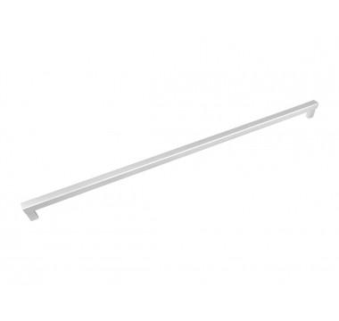 Ручка рейлинговая Virno Lines 409/640 никель браш (НОВИНКА)