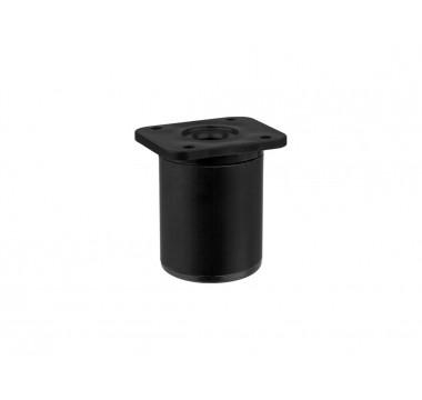 Опора регулируемая цилиндрическая GIFF NA03 Н=50 черный