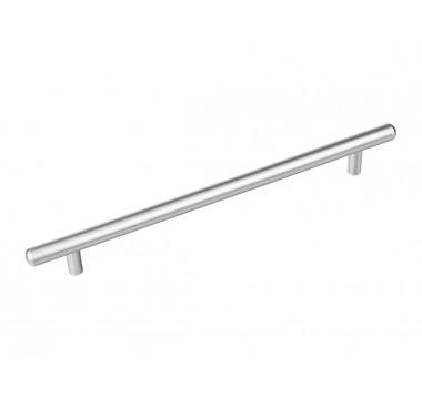 Ручка рейлинговая GIFF RE1008/224 L=304 RS матовый хром