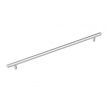 Ручка рейлинговая GIFF RE1008/320 L=400 RS матовый хром