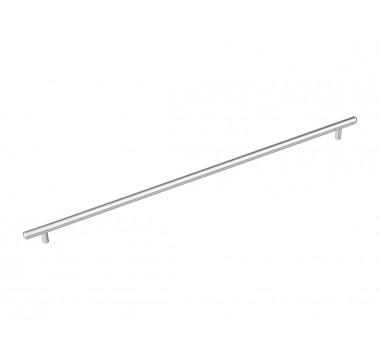 Ручка рейлинговая GIFF RE1008/448 L=528 RS матовый хром