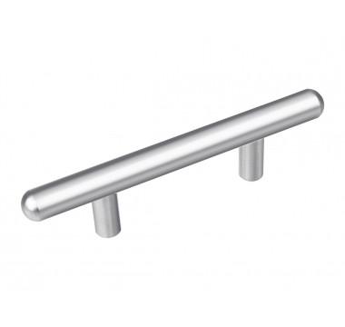 Ручка рейлинговая GIFF RE1008/96 L=156 RS матовый хром