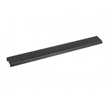 Ручка профильная Gamet UA123-360-L1 структурный графит