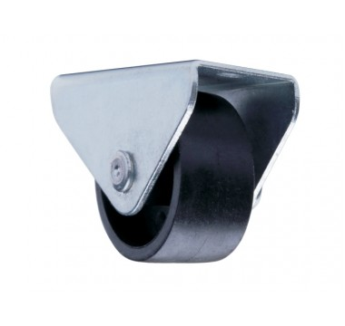 Ролик для мягкой мебели направленый GIFF D26 черный