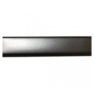 Кромка С-16 мм гибкий структурный металлик CL442