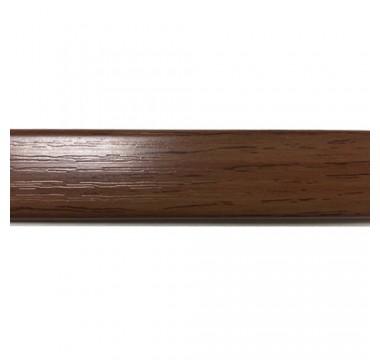 Кромка С-16 мм гибкий структурный орех лесной CL908J02